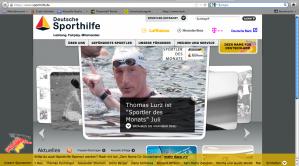 Thomas Lurz Sporthilfe