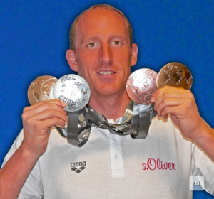 Thomas Lurz WM Medaillen Barcelona 2013