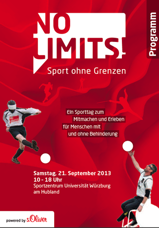 No Limits PROGRAMM