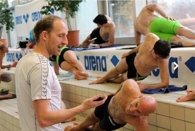 arena swim academy: Thomas Lurz