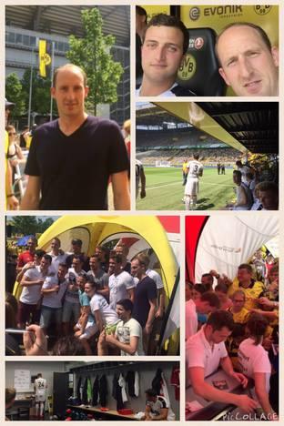 BVB gegen Sporthilfe mit Lurz