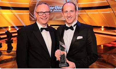 Sparkassenpreis 2015 an Thomas Lurz