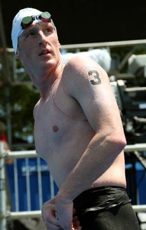Langstreckenschwimmer Thomas Lurz